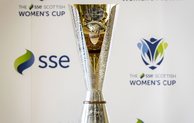 Motherwell face Hibs in Scottish Women's Cup semi-final