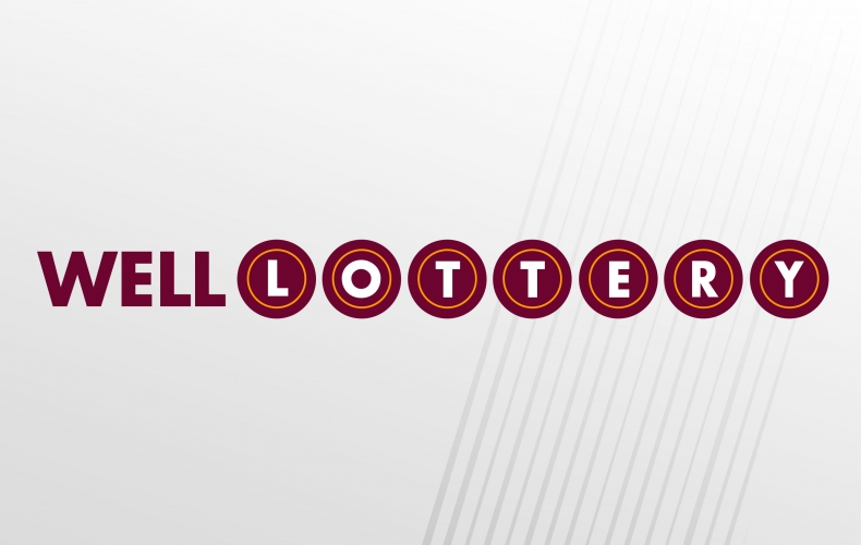 Win £25,000 with the Well Lottery