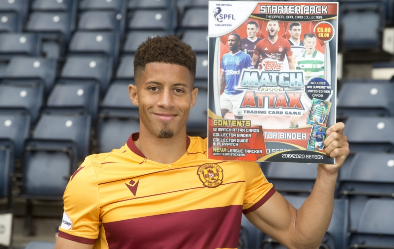 2019/20 SPFL Match Attax launched