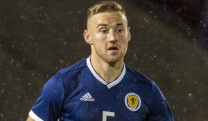 Duo feature for Scotland Under 21s