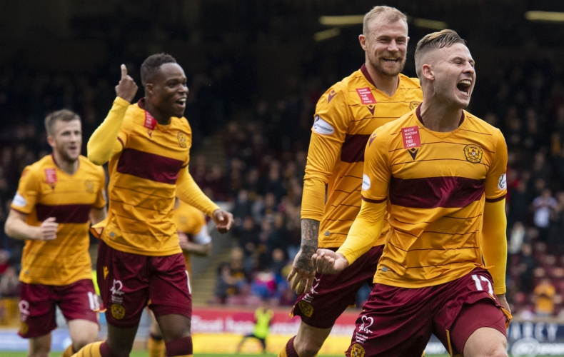Motherwell grab assured win over St Mirren
