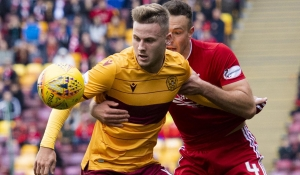 Highlights as Motherwell lose to Aberdeen