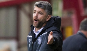 Manager reacts to Aberdeen defeat