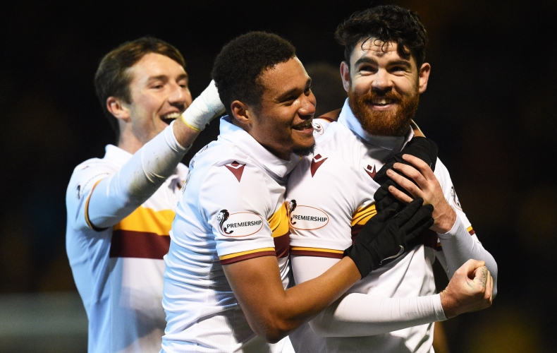 Motherwell go third with win over Kilmarnock