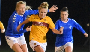 'Well lose seven-goal thriller at Rangers