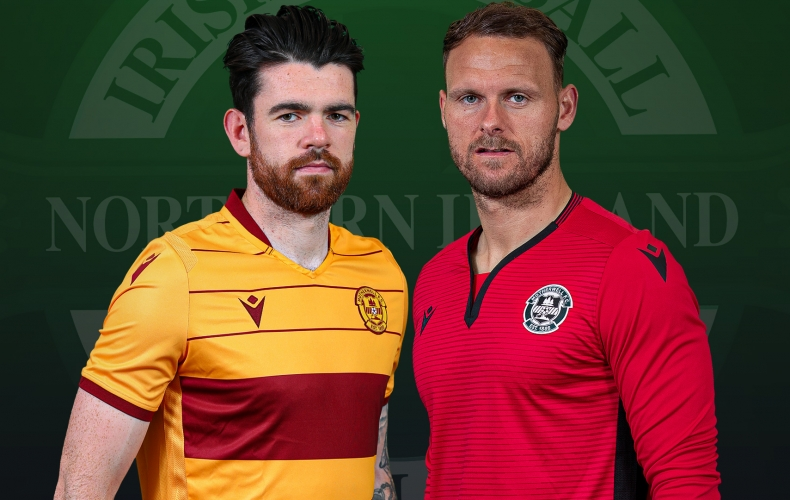 Motherwell pair in Northern Ireland squad