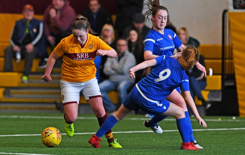 Spartans trip for Well in SWPL1