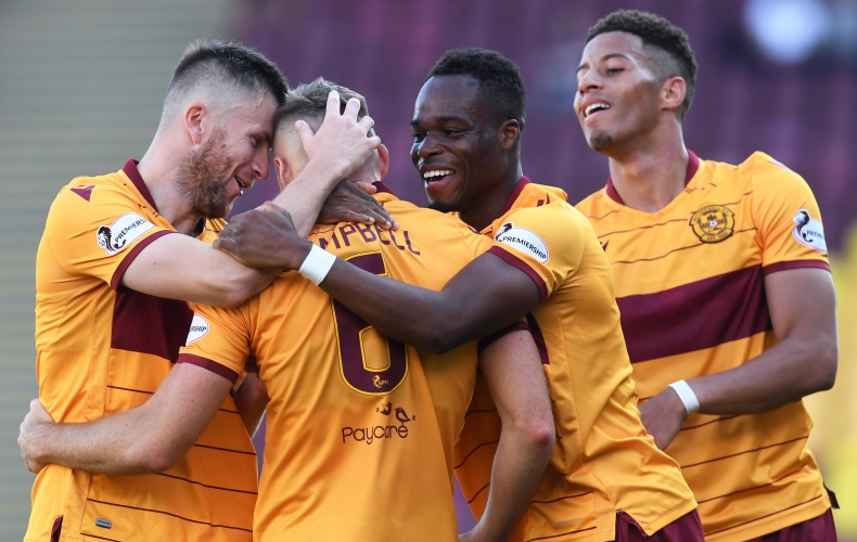 Watch a live stream of Hibernian v Motherwell