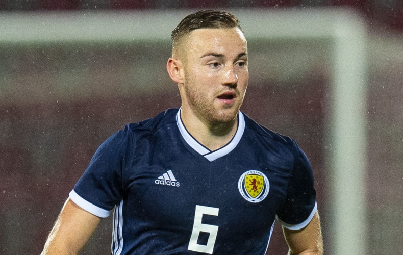 Duo feature in Scotland Under 21 loss
