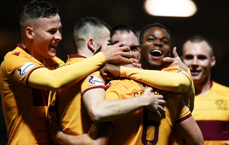 Motherwell beat Livingston