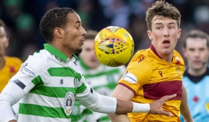 Highlights as Motherwell lose at Celtic