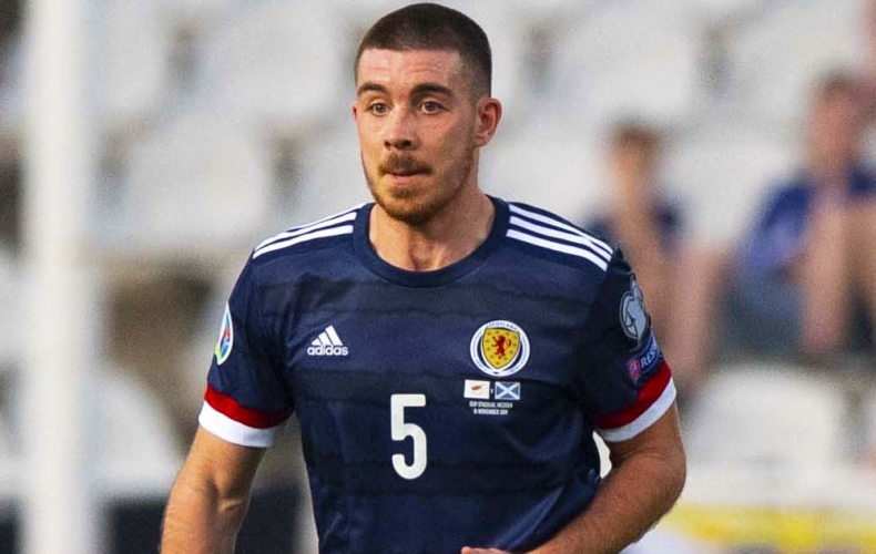 Declan Gallagher makes Scotland debut