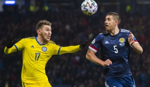 Declan Gallagher earns second Scotland cap