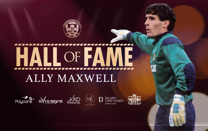 Ally Maxwell inducted to Hall of Fame