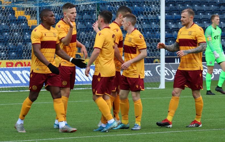 Reserves win at Kilmarnock