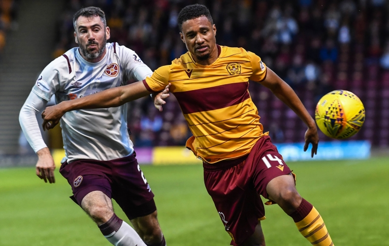 Watch a live stream of Motherwell v Hearts