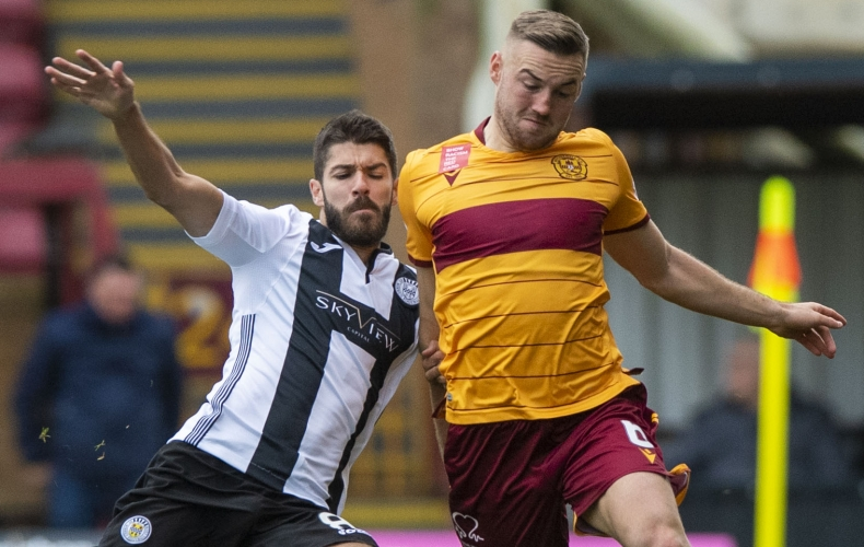 Live commentary from St Mirren v Motherwell