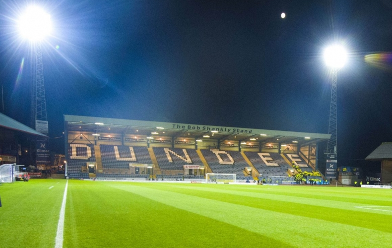 Book a bus for Dundee cup tie