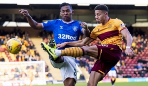 Highlights as Motherwell lose to Rangers