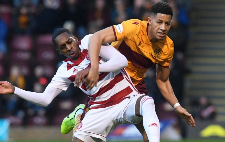 Motherwell lose to Hamilton