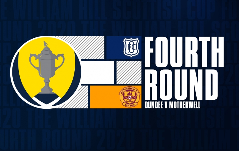 Dundee cup tie picked for television
