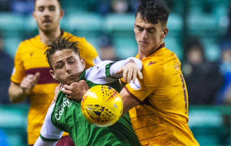 Watch a live stream of Motherwell v Hibernian