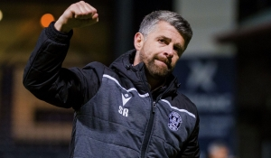 Manager praises manner of cup win