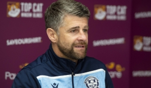 Stephen Robinson previews Aberdeen trip