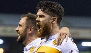 Highlights as Motherwell beat Aberdeen