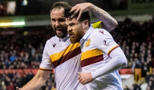 Motherwell claim win at Aberdeen