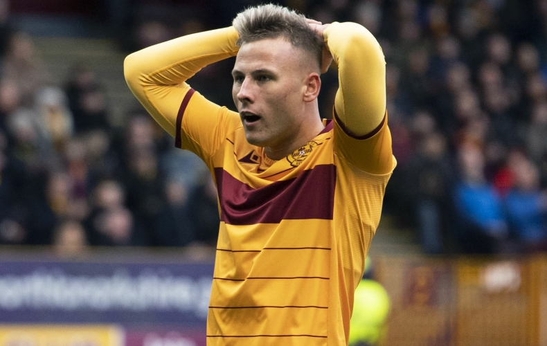 Motherwell held by Hibernian