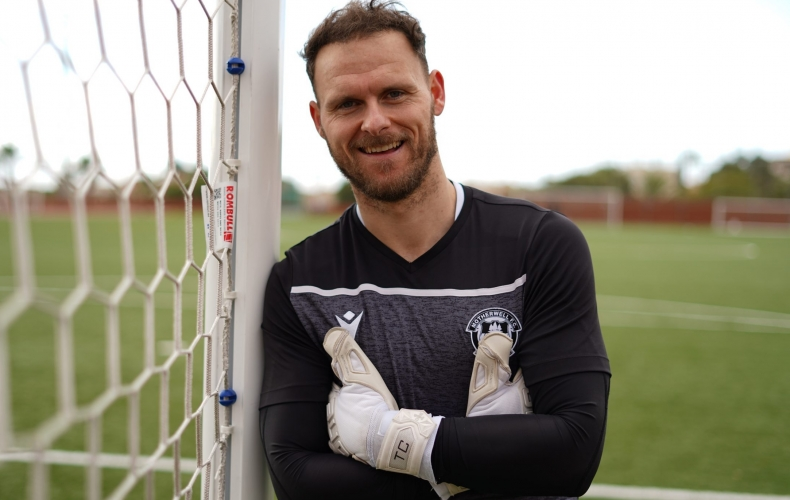 Trevor Carson signs new deal