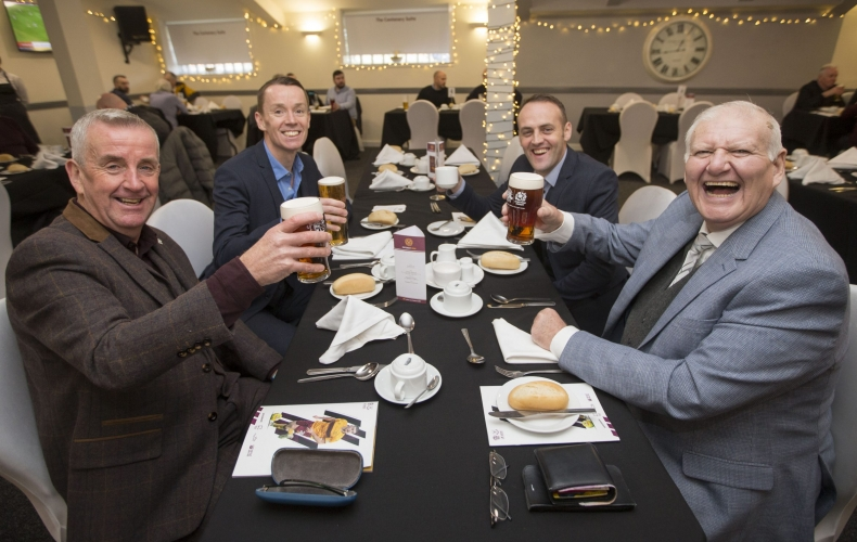 Enjoy hospitality against Hibernian and Celtic