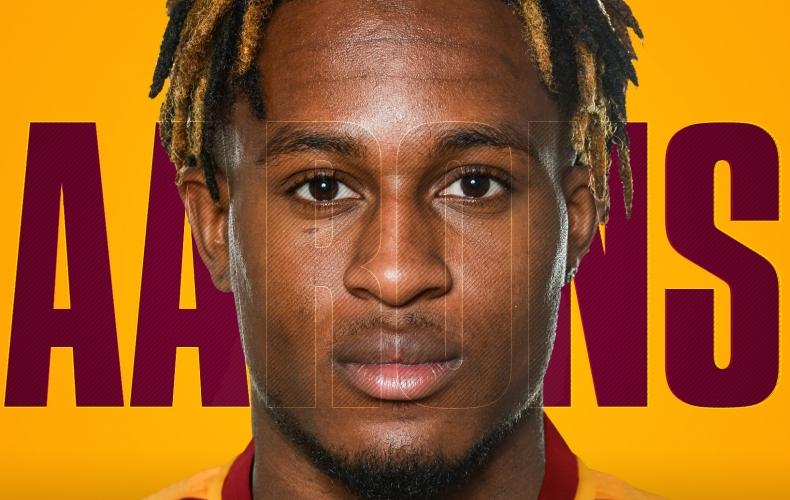 Rolando Aarons signs on loan