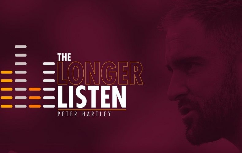 The Longer Listen with Peter Hartley