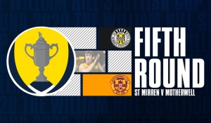 Motherwell draw St Mirren in Scottish Cup