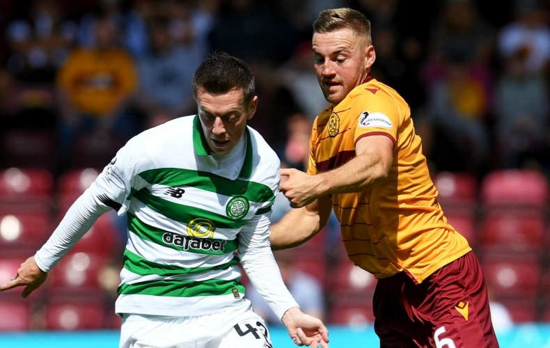 Watch a live stream of Motherwell v Celtic