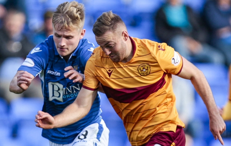 Watch a live stream of St Johnstone v Motherwell