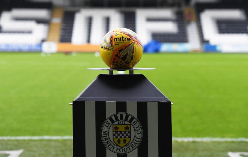 Listen to live audio from St Mirren