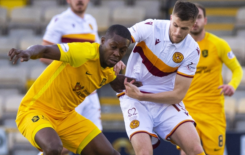 Motherwell lose at Livingston