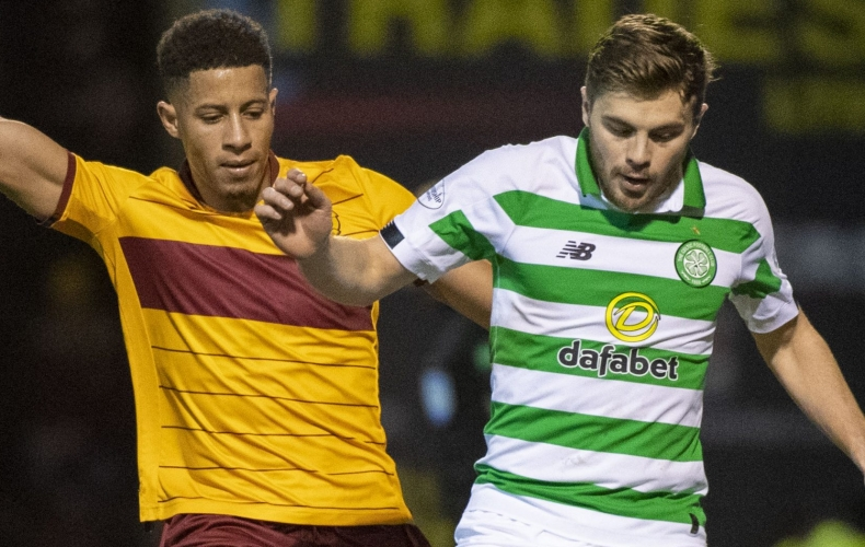Motherwell lose to Celtic