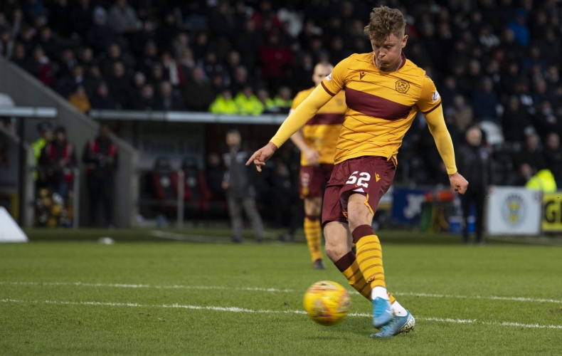 Highlights as Motherwell draw at St Mirren
