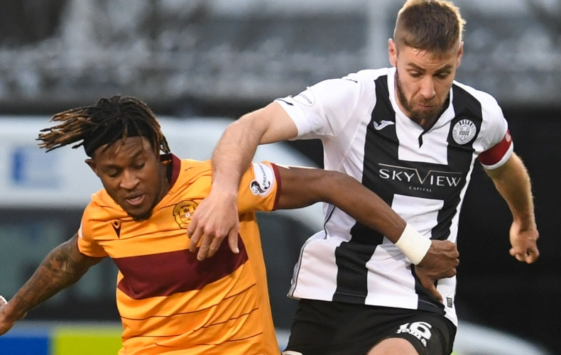 Listen to live audio from Motherwell v St Mirren