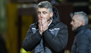 Manager reacts to cup exit