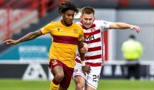 Highlights as Motherwell draw at Hamilton