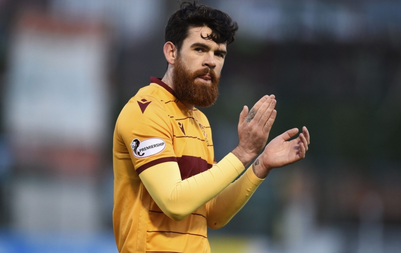 Motherwell earn point at Hamilton
