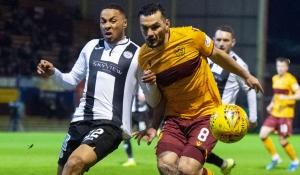 Motherwell lose to St Mirren