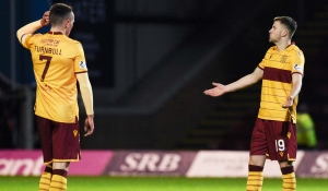 Highlights as Motherwell lose to St Mirren