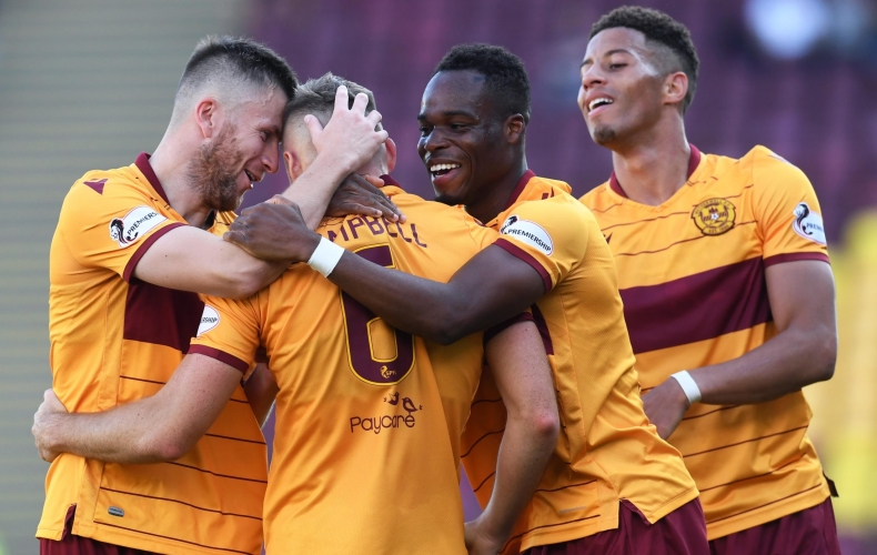Watch a live stream of Motherwell v Ross County