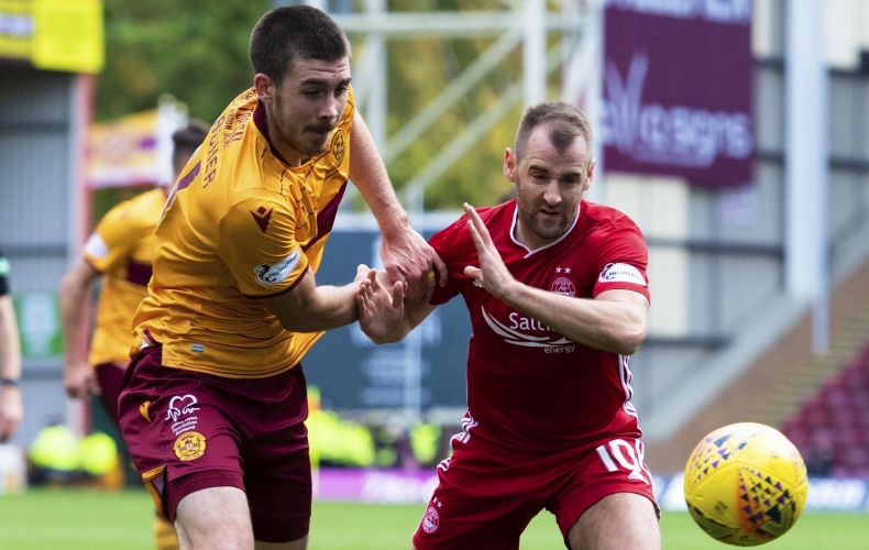 Watch a live stream of Motherwell v Aberdeen